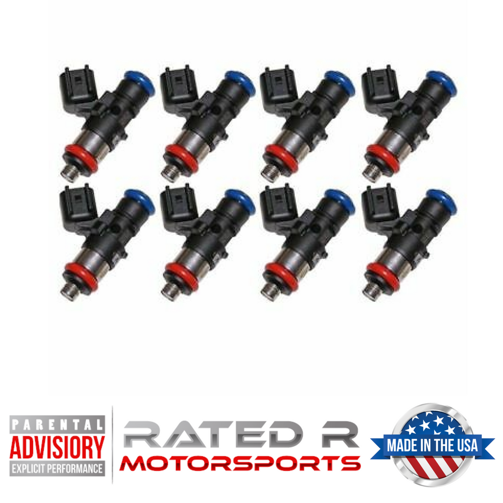 GM LSA Uscar 56lb/hr 592cc Fuel Injectors Set of 8