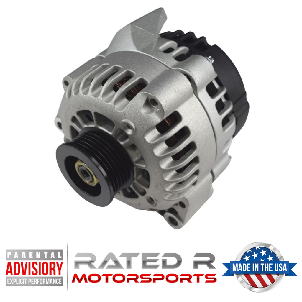 AC Delco GM LS LS 105 Amp Alternator