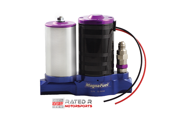 Magnafuel ProStar 4650 Carburetor Fuel Pump & Filter