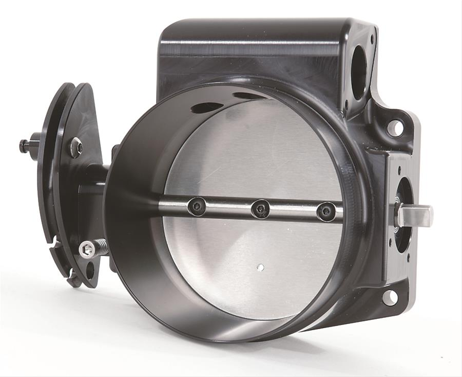 Nick Williams 92mm Drive By Cable LS EFI Throttle Body Natural