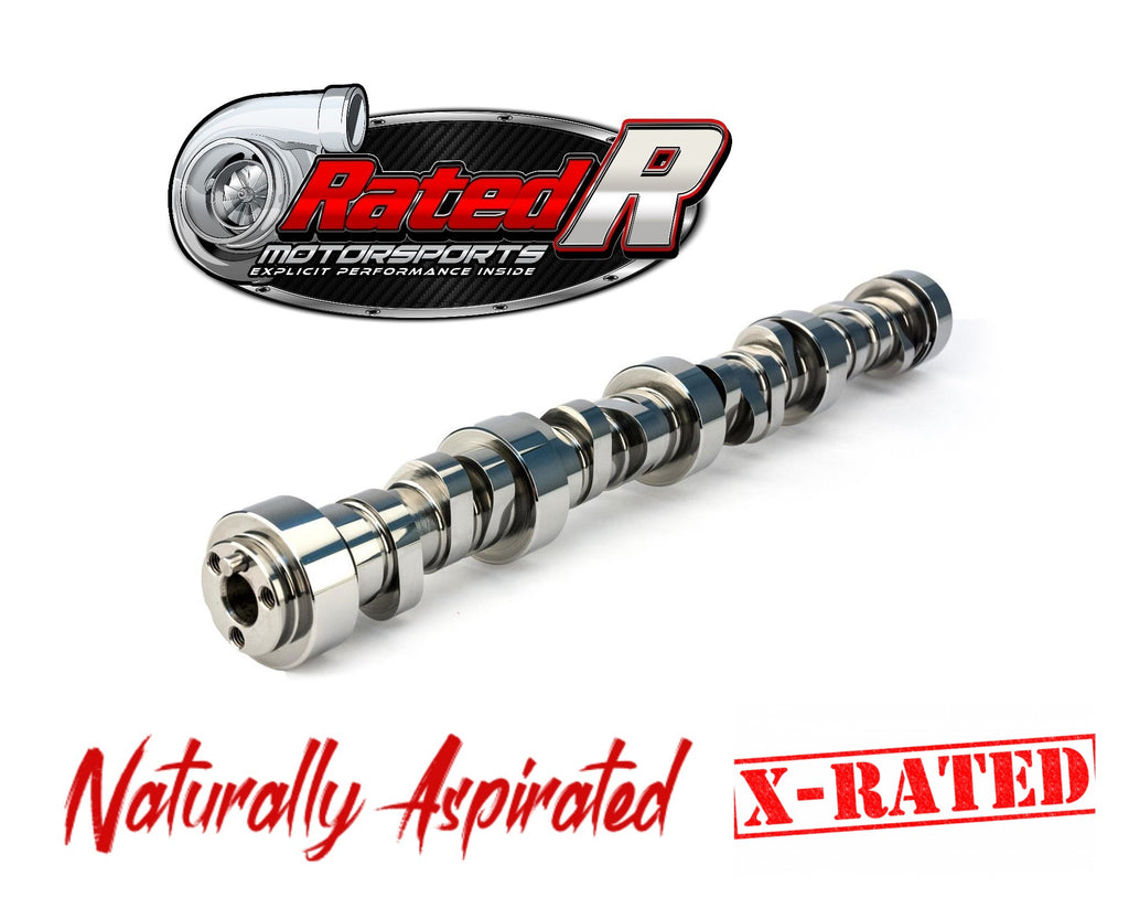 Rated R Motorsports Naturally Aspirated Stage 4 Rated X LS1 LS6 Camshaft