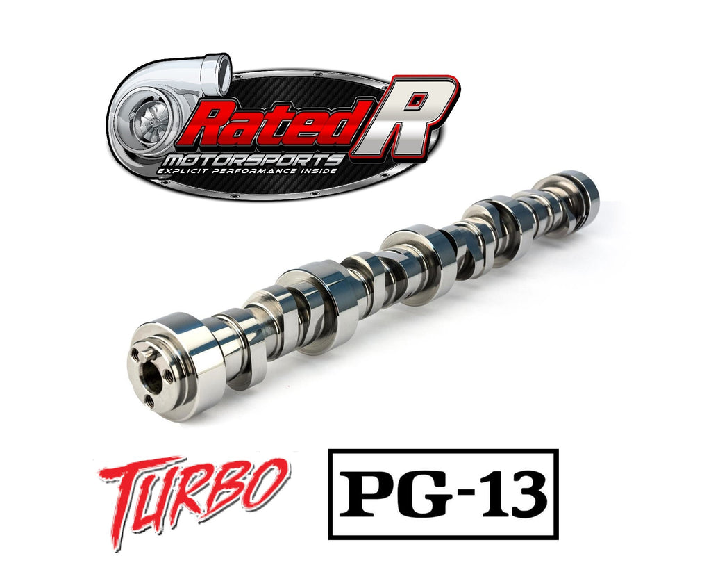 Rated R Motorsports Turbo Stage 2 Rated PG13 LS9 Camshaft