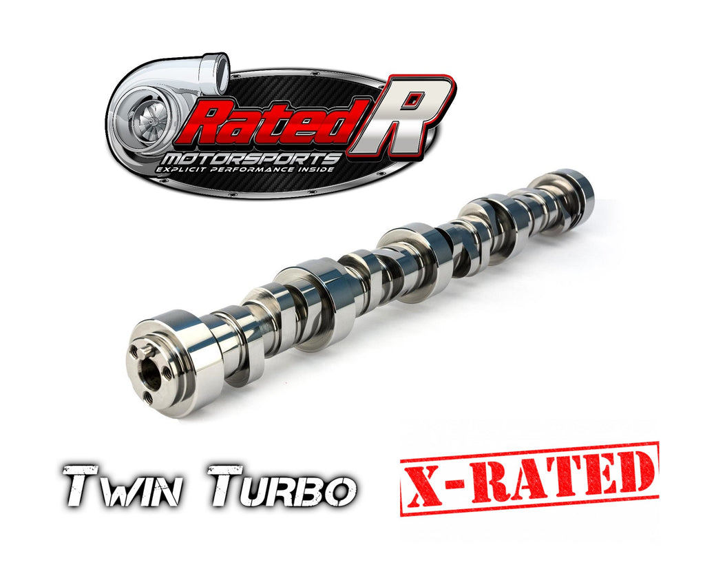 Rated R Motorsports Twin Turbo Stage 4 Rated X LS2 Camshaft