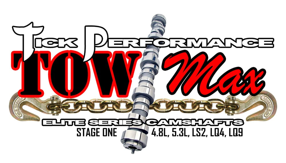 Tick Performance Tow-Max Stage 1 LS2 Camshaft