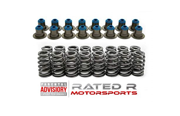 "BTR LS Truck .560"" Lift LS6 Beehive Valve Springs & Hat Seal Kit"