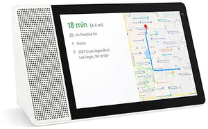 "Lenovo 8"" Smart Display With The Google Assistant"
