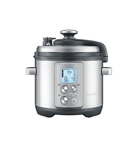 Breville Fast Slow Pro Multi Function Cooker, Brushed Stainless Steel
