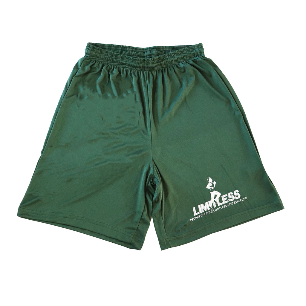 Runners Shorts - Green