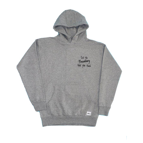 No boundaries Hoodie