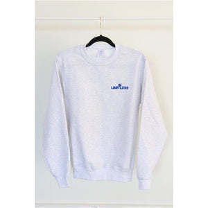 Light Bone Crew Neck Sweater - The Limitless Company