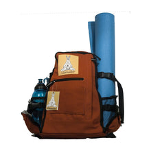Load image into Gallery viewer, Llamaste Single Strap Knapsack (More Colors Available)