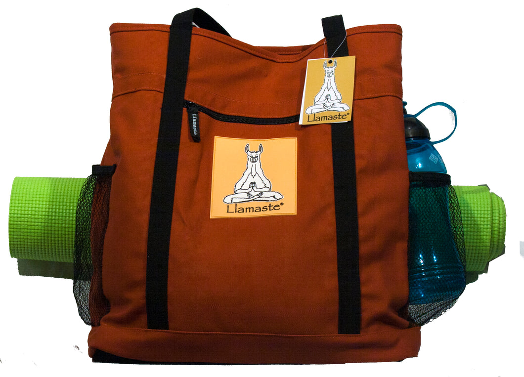 Llamaste Yoga Tote Bag (More Colors Available)