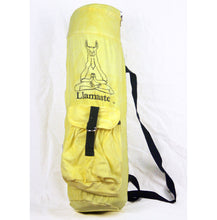 Load image into Gallery viewer, Chakra Llamaste Yoga Mat Bag (More Colors Available)