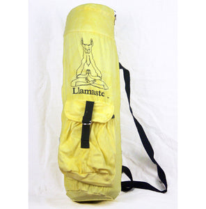 Chakra Llamaste Yoga Mat Bag (More Colors Available)