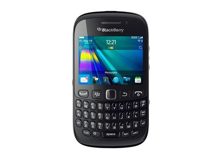 BlackBerry Curve 9220 (Black) ,used In Good Condition
