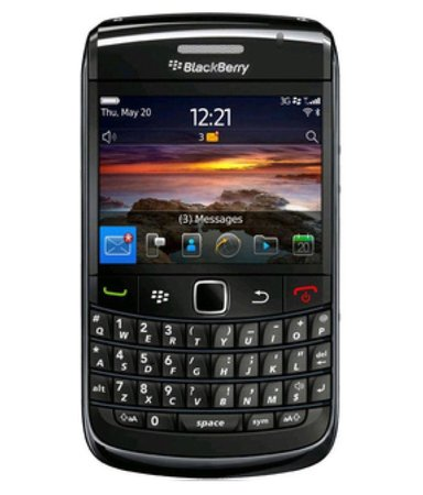 BlackBerry Bold 9780 (Black)