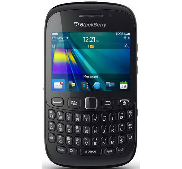 BlackBerry Curve 9220 (Black) - Refurbished
