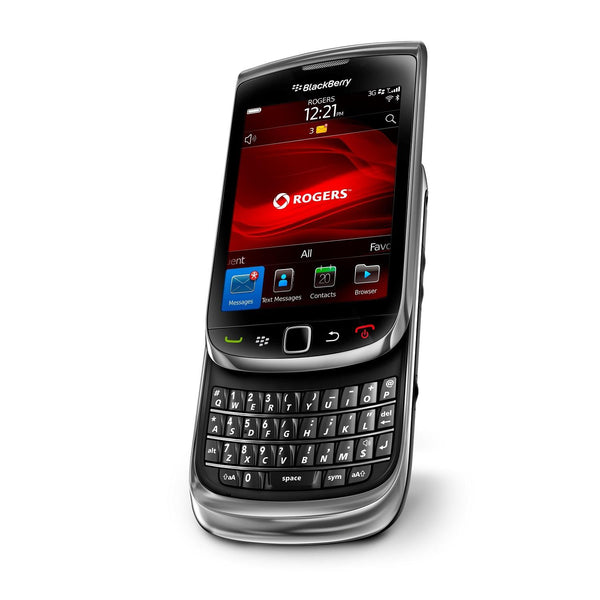 BlackBerry Torch 9800 (Black/White)