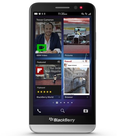 BlackBerry Z30 4G-LTE