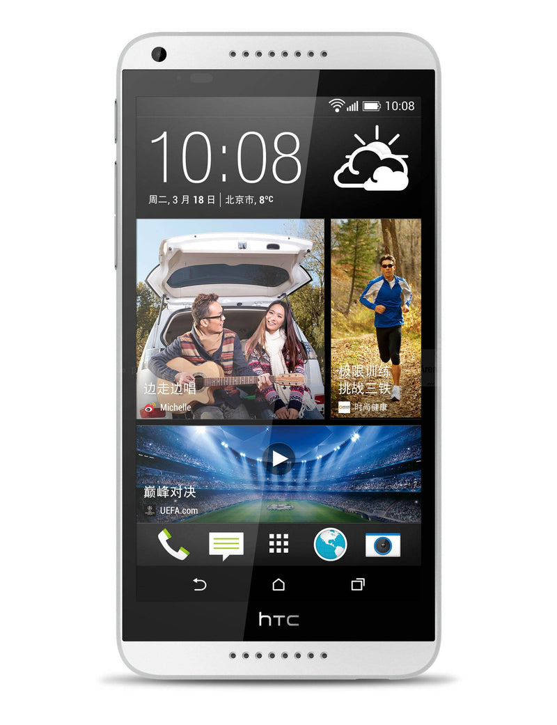 HTC Desire 816 (8GB) (1.2GB RAM) Used in Excellent Condition)
