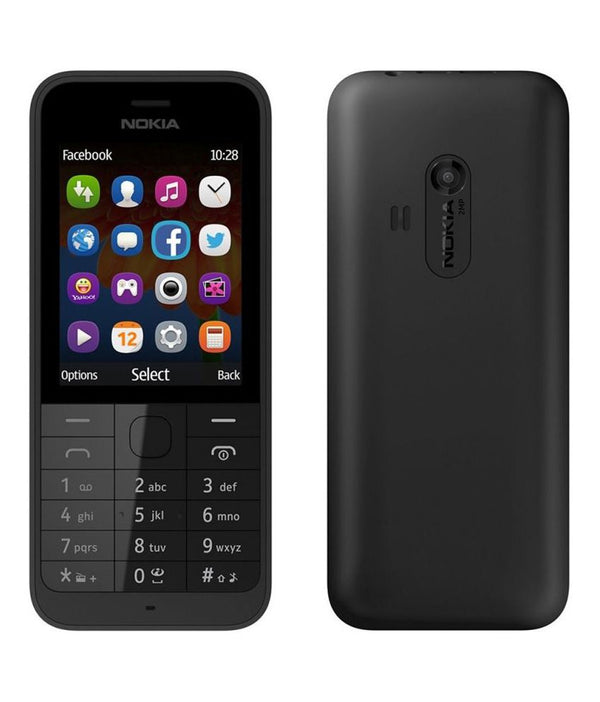 Nokia 220 (Dual Sim) (2.4 Inch Display) Import