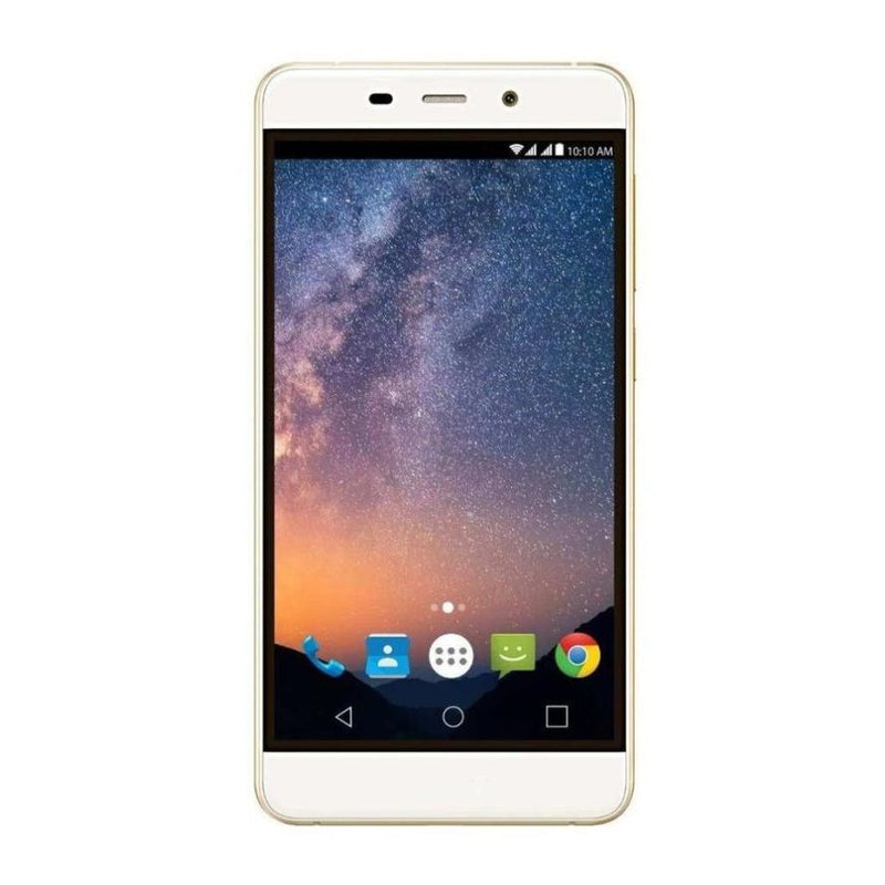 Panasonic Eluga Arc 2 (Gold, 32 GB) (3 GB RAM)