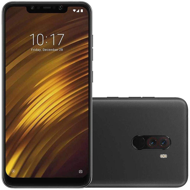 POCO F1 By Xiaomi ( 64 GB) (6 GB RAM) (Graphite Black)