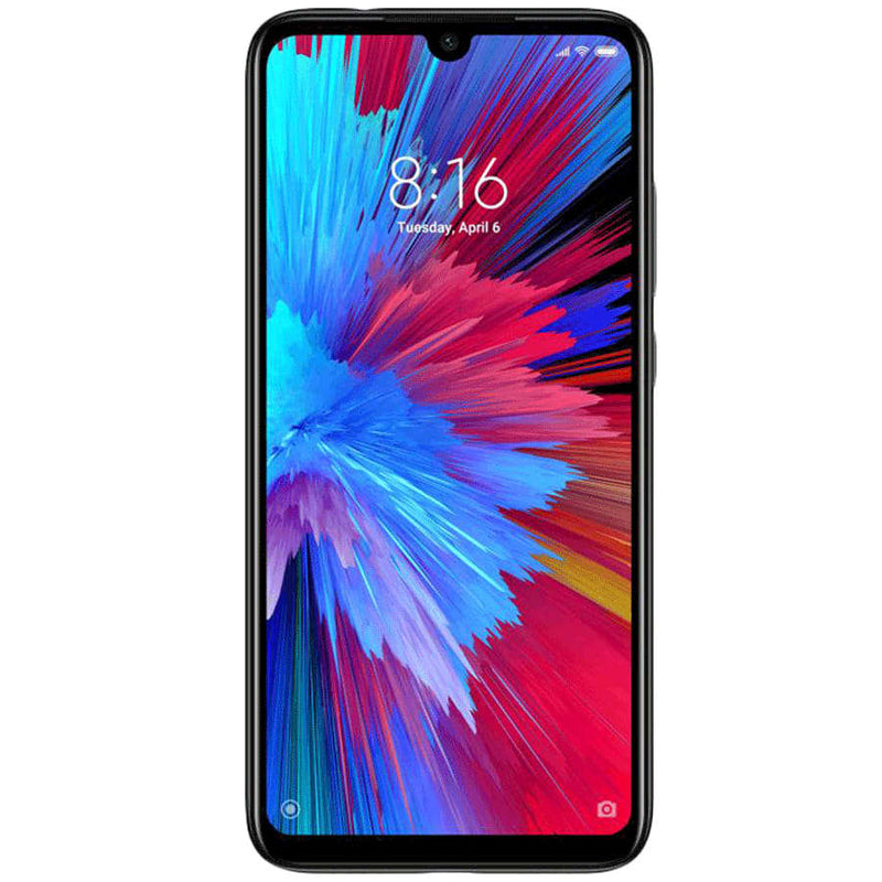 Redmi Note 7S (Black, 32GB) (3GB RAM) open box (New)