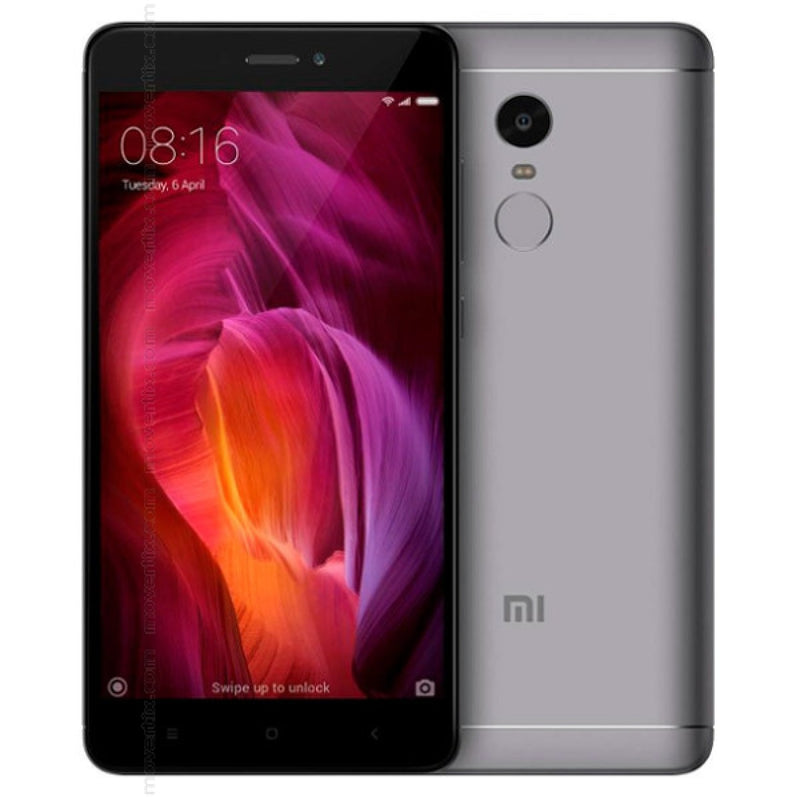 Redmi Note 4 (32GB) Fingerprint, 4100 mAh
