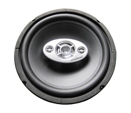 Soundwood SW8iN 3-way Coaxial Car Speaker