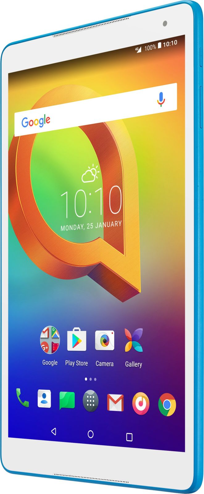 "Alcatel A3 10.1"" mobile tablet smartphone 4g volte"