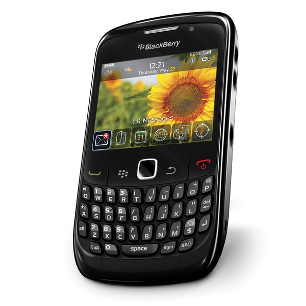 BlackBerry Curve (8520)(Black)