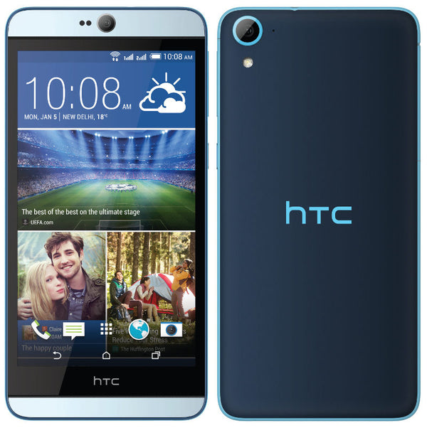 HTC 826 dual 4g mobile