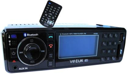 VOEUX i071 - Bluetooth Wireless with Phone Caller ID Receiver Car Stereo (Single Din)