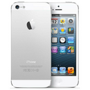 IPhone 5 4G-LTE (16 GB,Black/ Silver-White) (Preowned)
