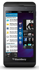 Blackberry Z10 4G LTE, 4g mobile