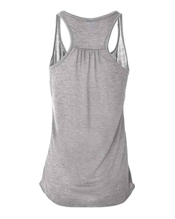 Same Color On the Inside Womens Flowy Tank