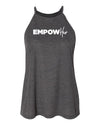EMPOWHer Womens High Neck Tank