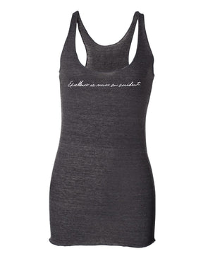 Excellence Womens Racerback Tank