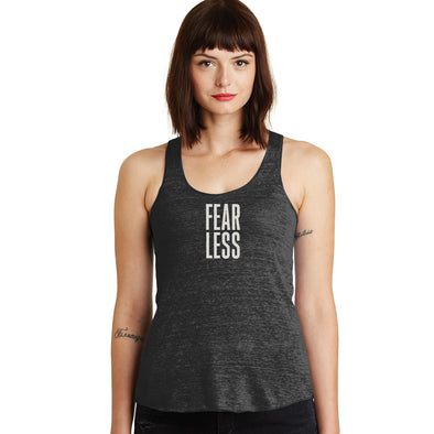 FEAR LESS Womens Eco-Tank