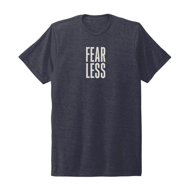FEAR LESS Unisex Short Sleeve Eco-Tee