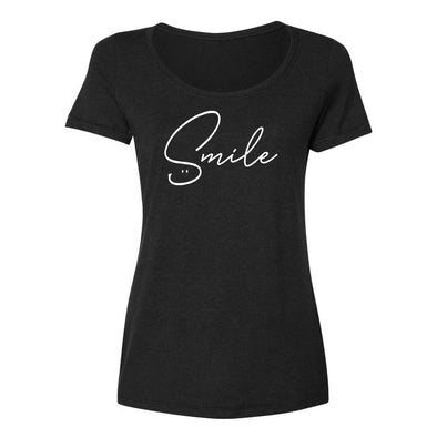 SMILE Missy Short Sleeve Tee