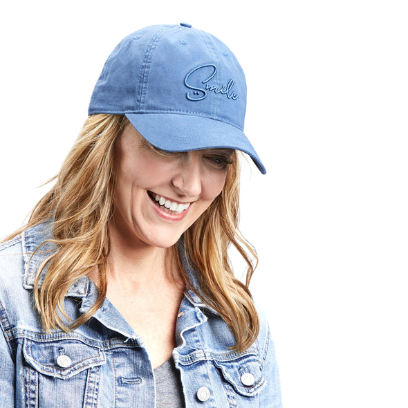 Womens SMILE Hat