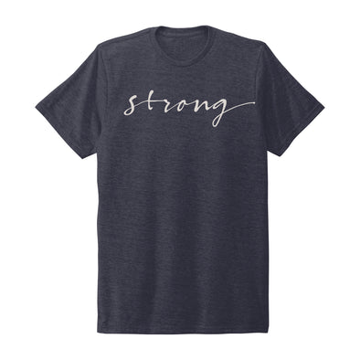 STRONG Unisex Short Sleeve Eco-Tee
