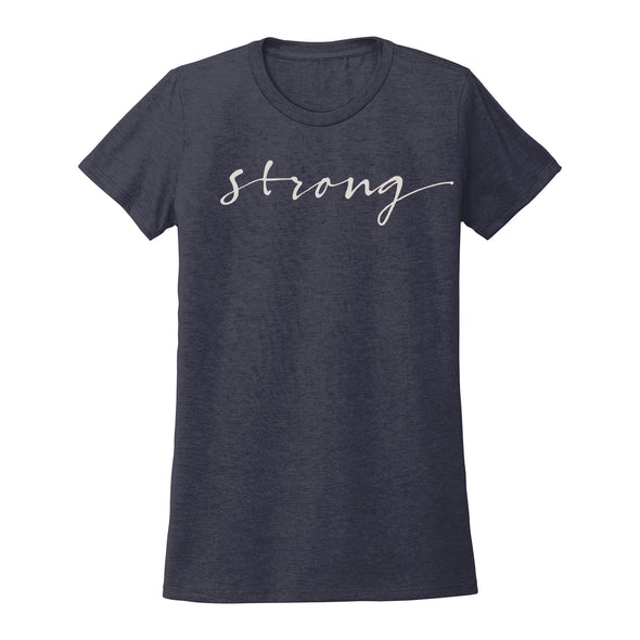 STRONG Womens Short Sleeve Eco-Tee