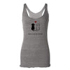 Same Color On the Inside Womens Racerback Tank