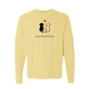 Same Color On the Inside Long Sleeve Tee