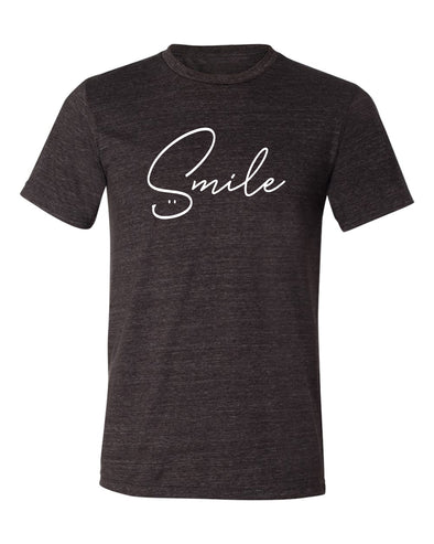 SMILE Unisex Short Sleeve Tee