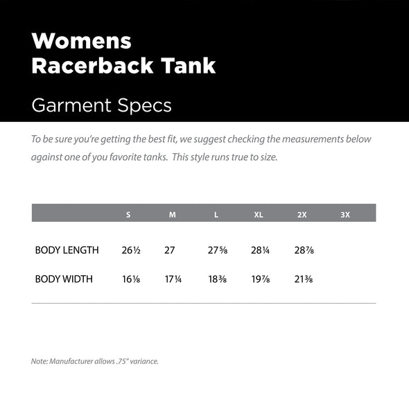 Excellence Womens Racerback Tank - creativitees.store