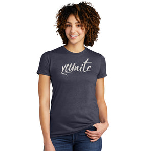YOUnite Womens Short Sleeve Eco-Tee